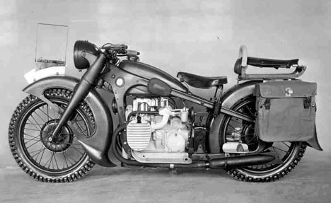 Bmw S R12 From The 1930s