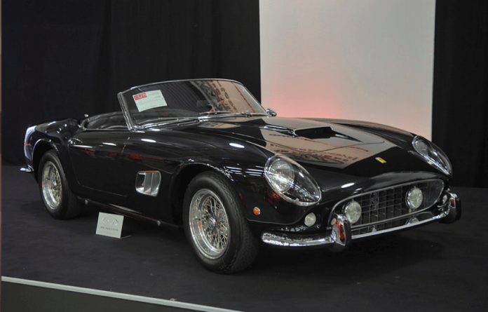 The 5 Most Expensive Vintage Cars Sold At An Auction Core77