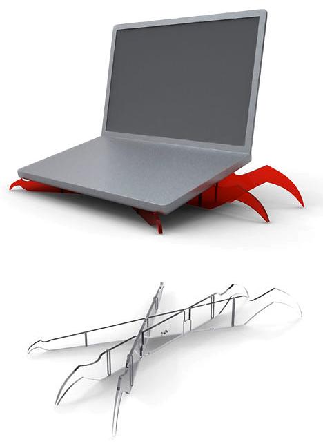 Spider Laptop Stand
