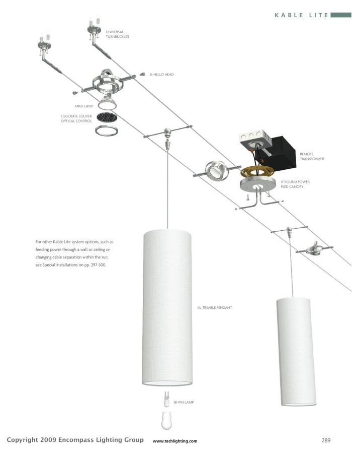 tech lighting rendering illustrations