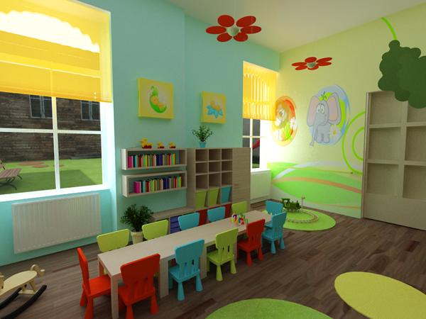 Kindergarten By Monika Juhasz At Coroflot.com