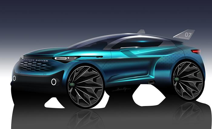 Rangerover Suv Concept Design By James Wang At Coroflot
