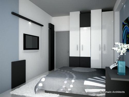 Madhus 5 BHK Apartment Interior Design In Bangalore By