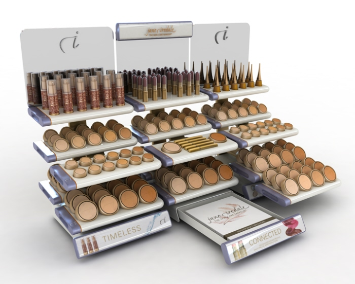 Counter Makeup Displays
