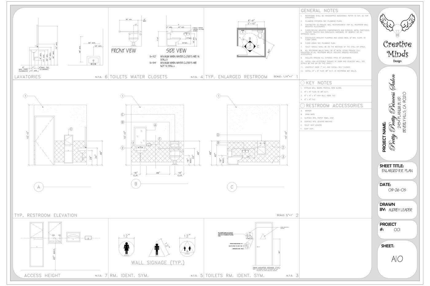 Commercial Cad By Audrey Leader At Coroflot