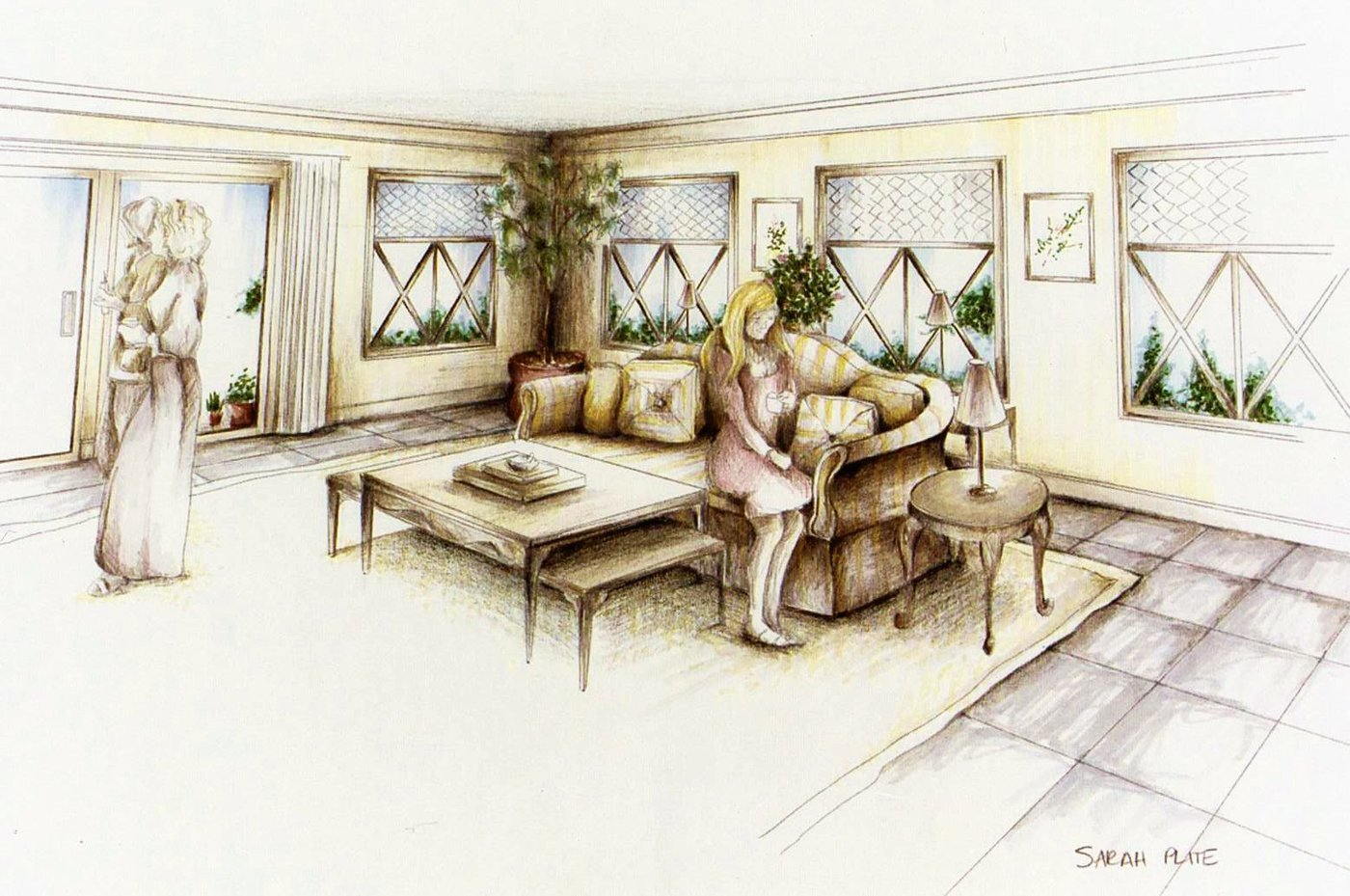 Interior Design By Sarah Plite At
