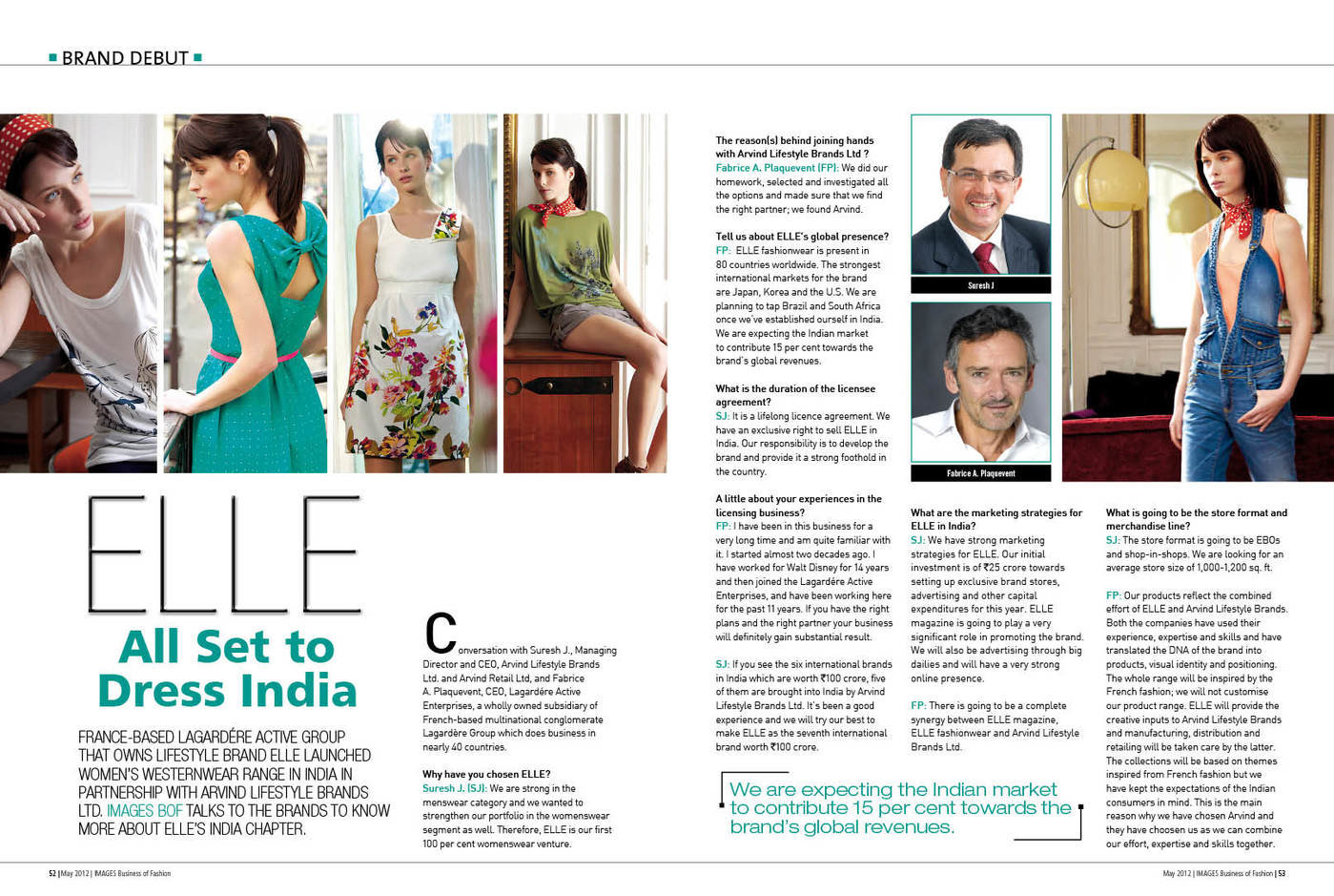 Magazine Inside Pages By Dinesh Devgan At