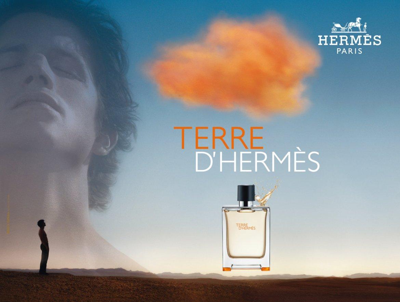 Hermes perfume Terre d Hermes by Nicolas Dumont at Coroflot.com