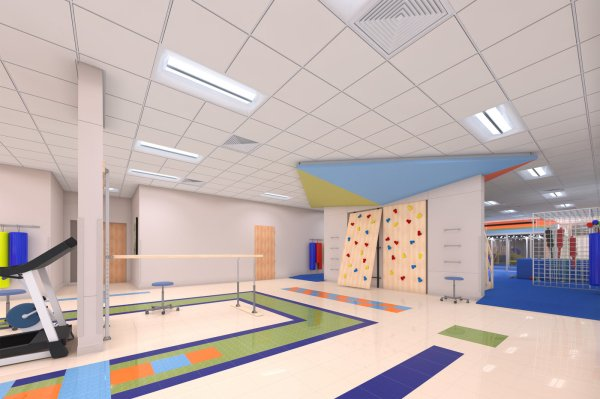 Miami Children's Hospital - Nicklaus Outpatient Center by ...