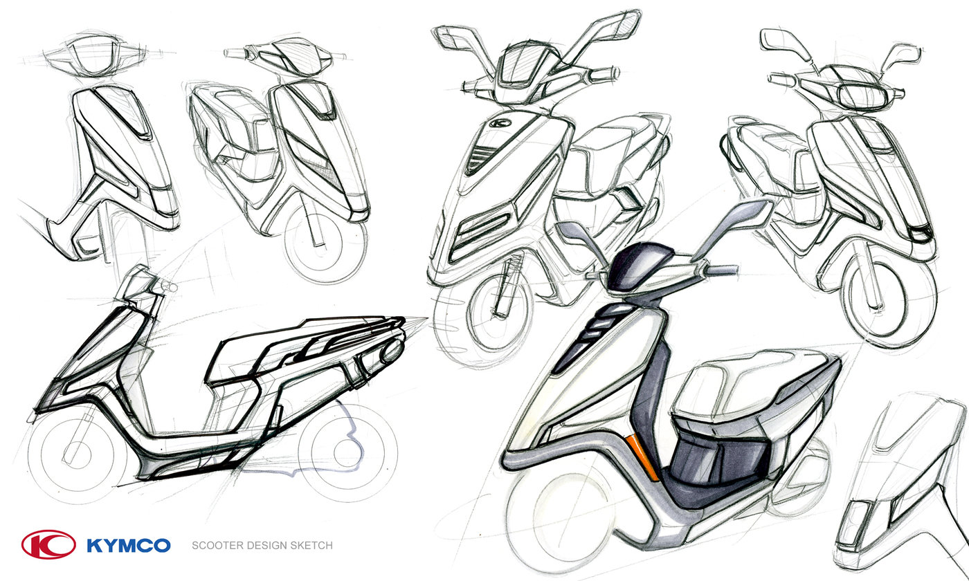 Design Sketch By Hank Chien Cheng Chen At Coroflot