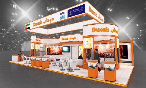 Ducab - ADIPEC 2015 by Paul Anthony Parocruz at Coroflot.com