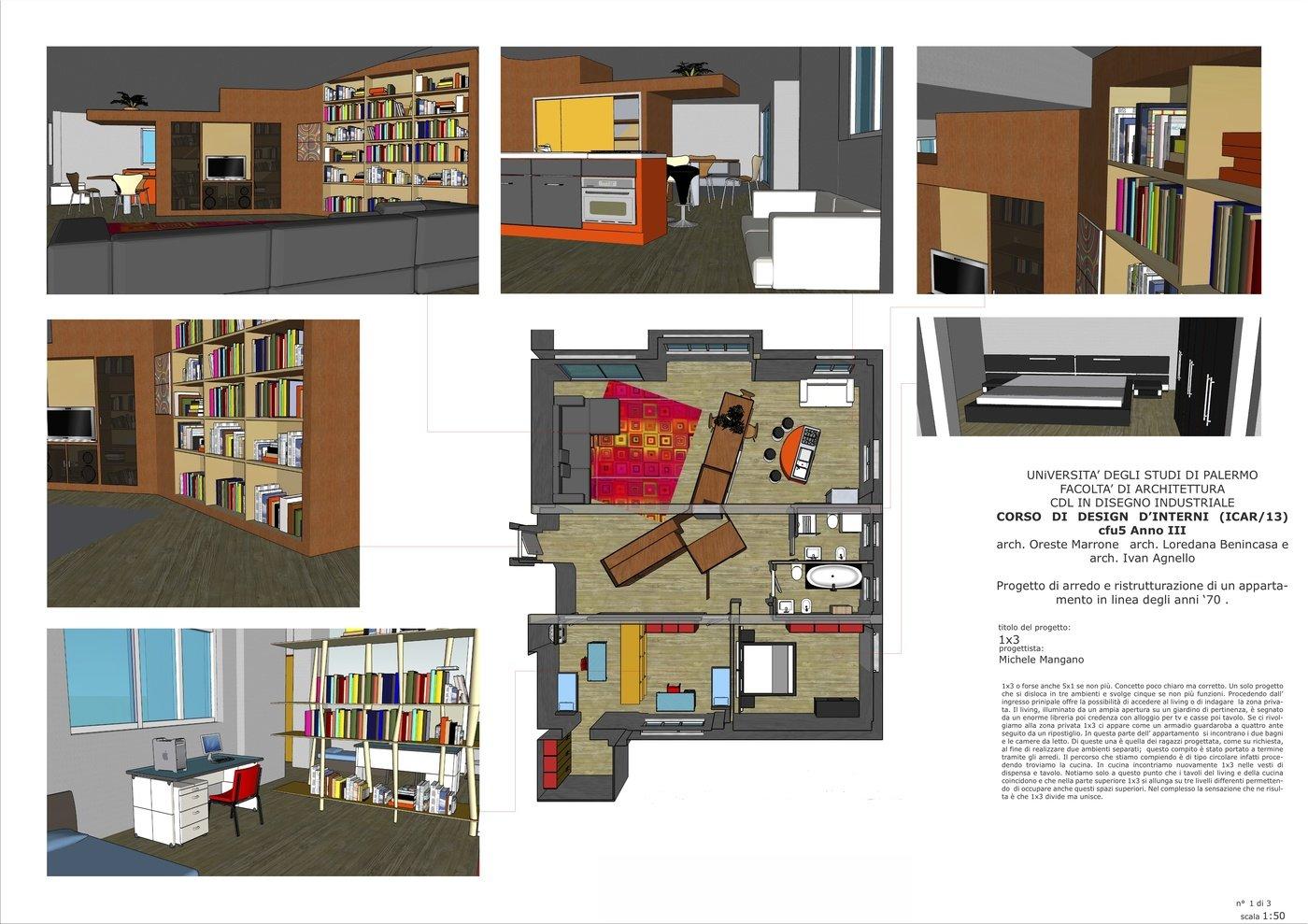 Questa nuova edizione del volume dedicato all'abitazione analizza il tema suddividendolo in. Interior By Michele Mangano At Coroflot Com
