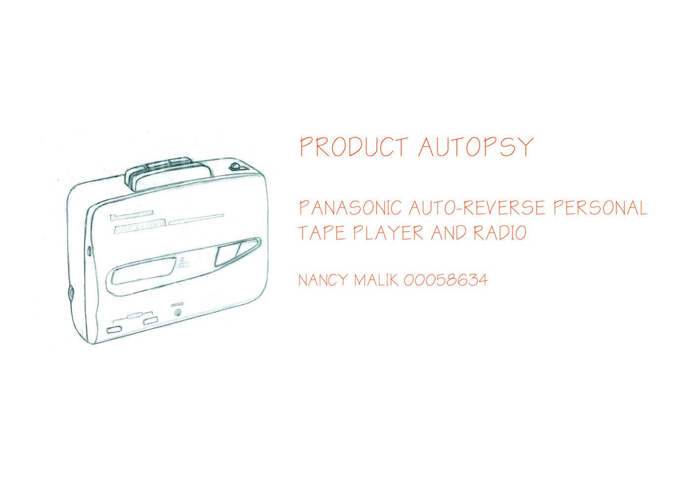 Product Autopsy By Nancy Malik At Coroflot
