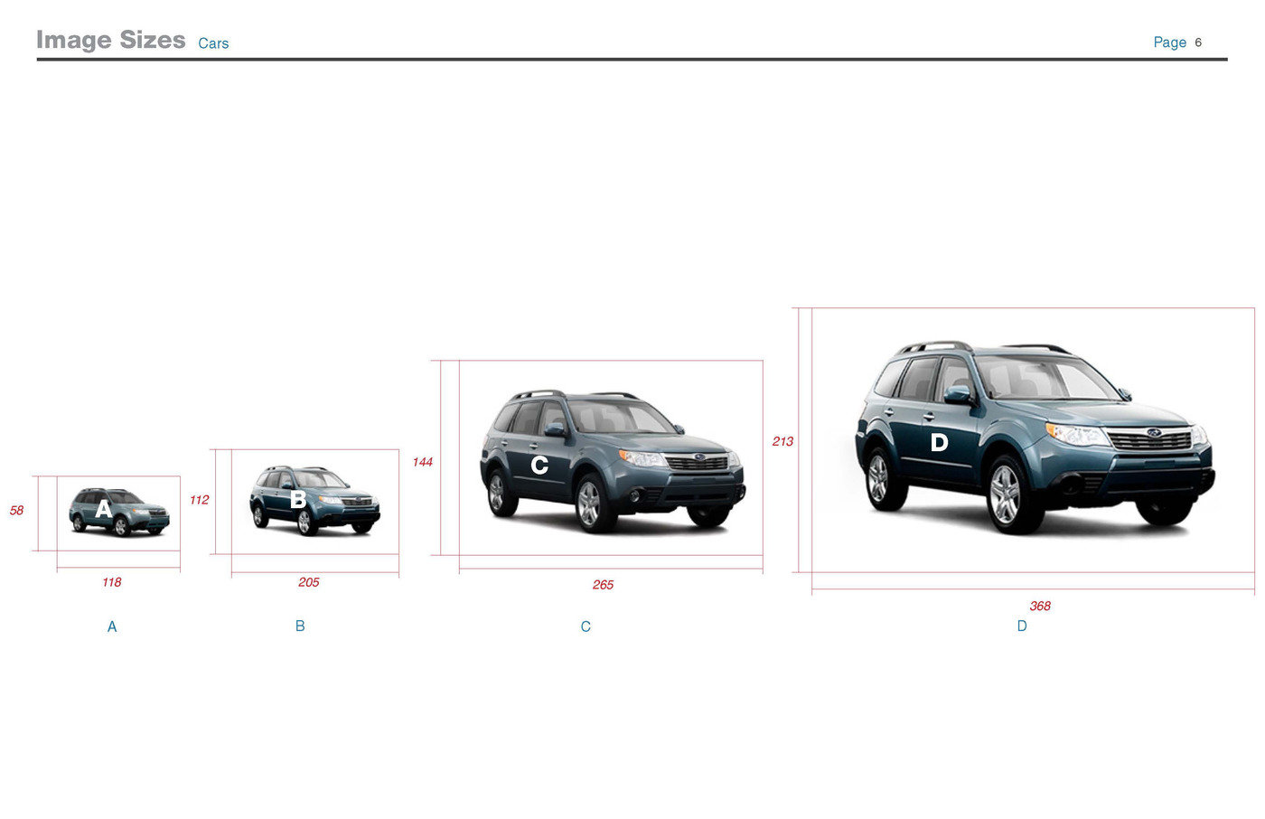 Subaru R