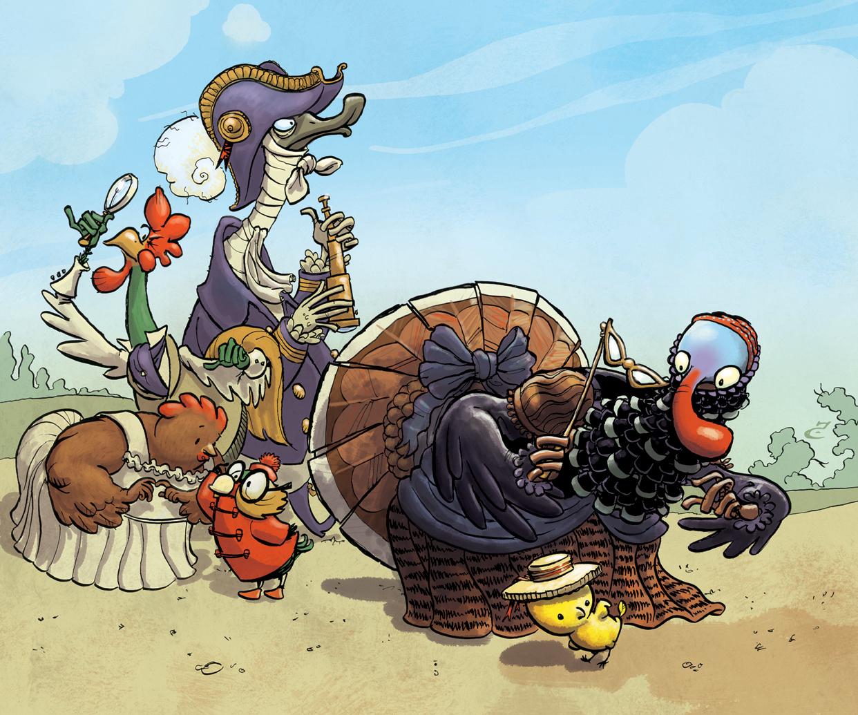 Inkyboy Illustrations By John Aardema At Coroflot