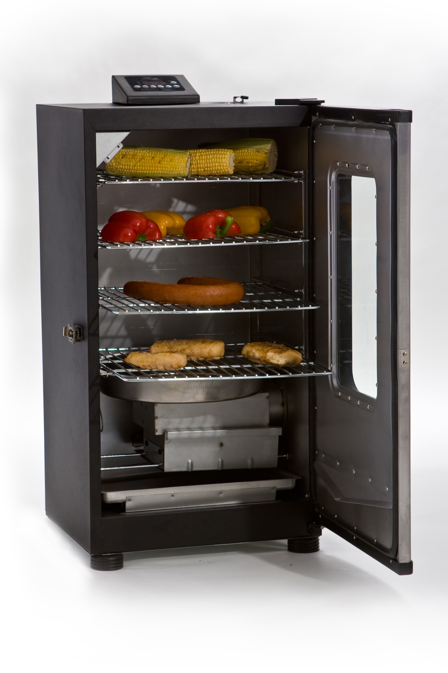 Add different flavors to your smoked food with electric for Smoking fish electric smoker