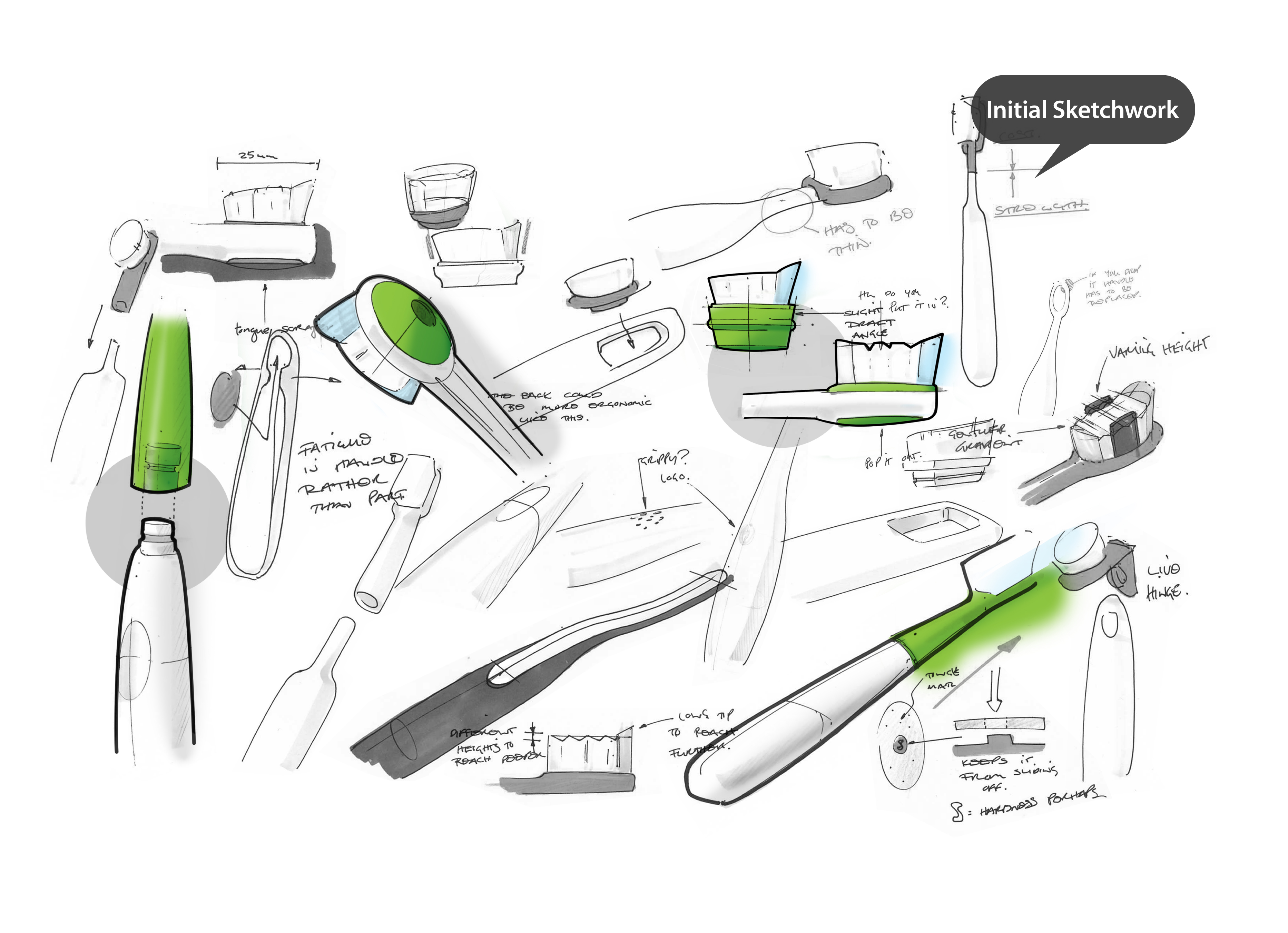 Sustainable Toothbrush Project By Nicholas Sharp At