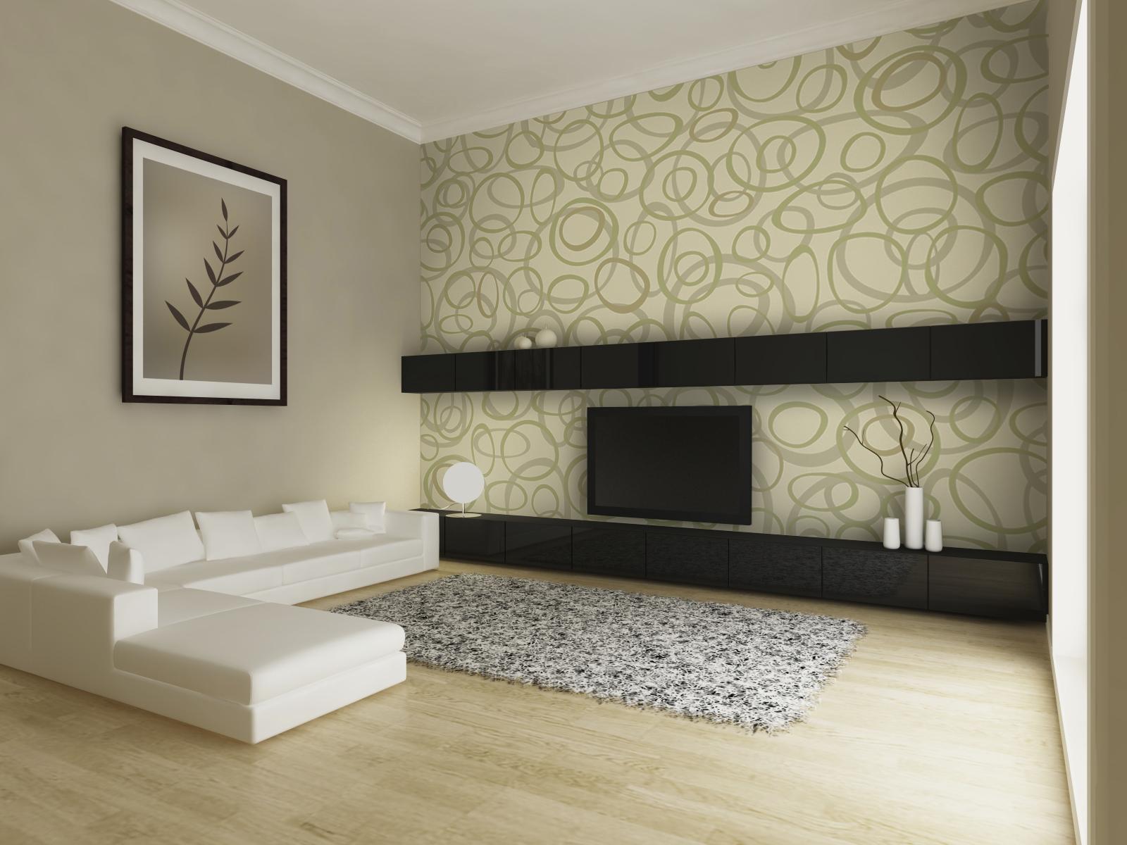 Wallpaper Interior Design 2017