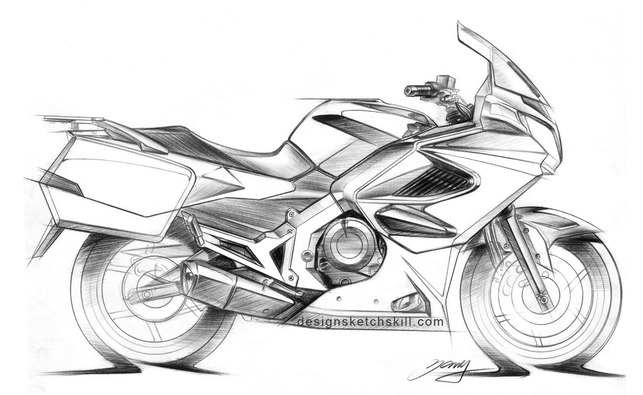 Motorcycles 650cc By Yang Design At Coroflot