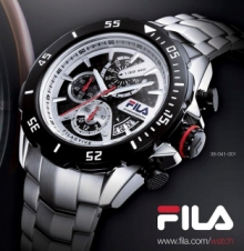 FILA Yachting Watches By Leo Cheung At