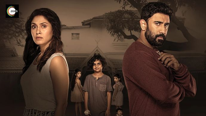 Bollywood suspense-thriller movies Barot house on Zee5