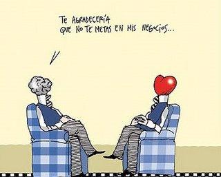 Diálogo entre cabeza y corazón
