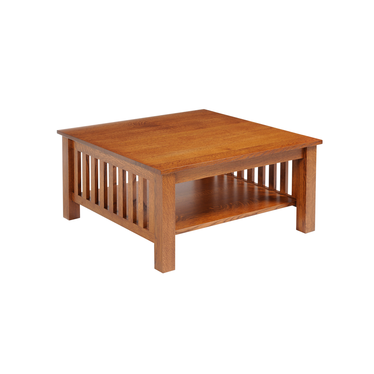 mission coffee table square specializing in custom american made furniture since 1969