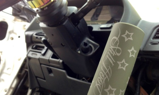 Still Hood : Star Bomber shift knobs
