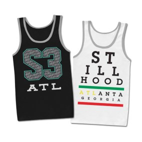 Still Hood Men's Tank Tops