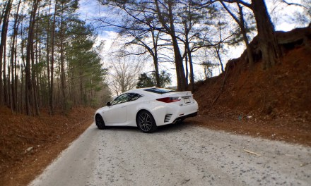 2015 Lexus RC350 F-Sport Review