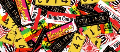New Slap Stickers