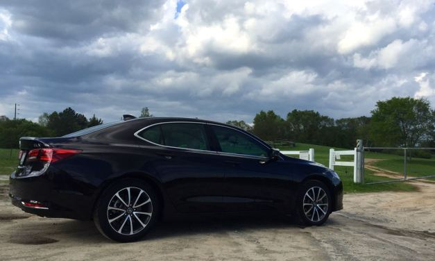 2015 Acura TLX SH-AWD Review