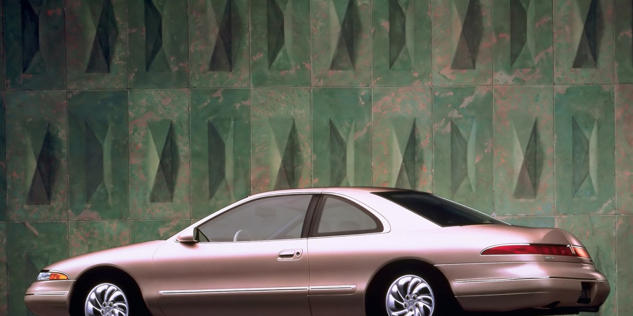 #modthis: Lincoln Mark VIII