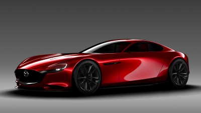 RX-7 Revival : Mazda's new Rotary?