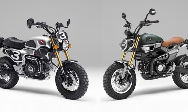 DO WANT | Grom Concepts for Retro Wheelies