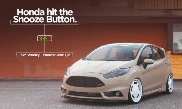 Gene Tjin's Fiesta ST
