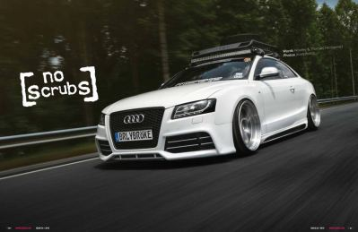TX Audi S5