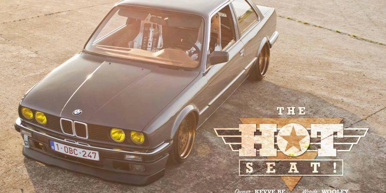 Hotseat E30 BMW