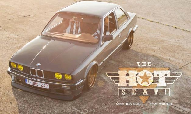 Hotseat E30 BMW