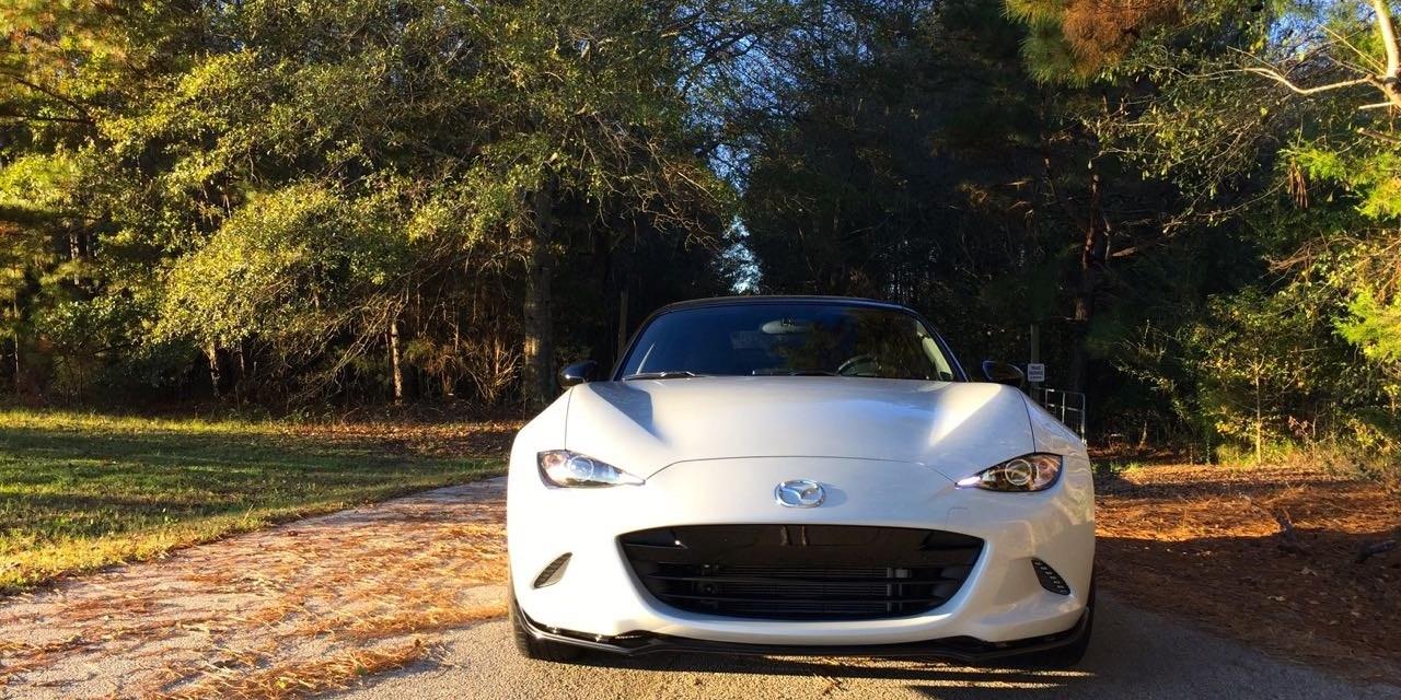 2016 Mazda Miata MX-5 Review