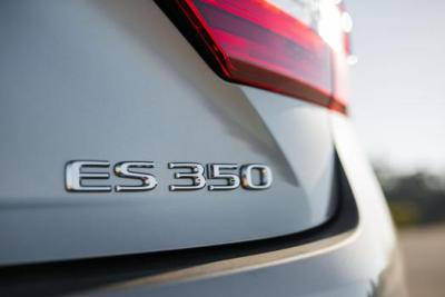 2016 Lexus ES350