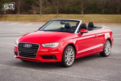 2016 Audi A3 Cabriolet review