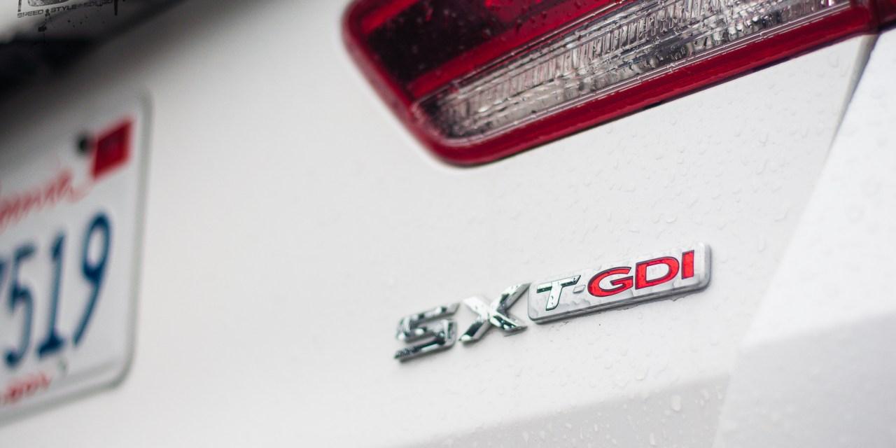 2016 Kia Optima SXL Review