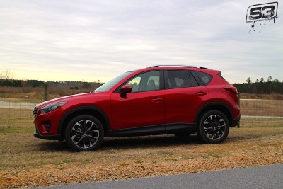 2016 Mazda CX-5 2.5 Review