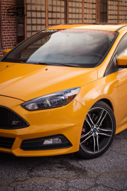 2016 Ford Focus ST Mountune Review - S3 Magazine
