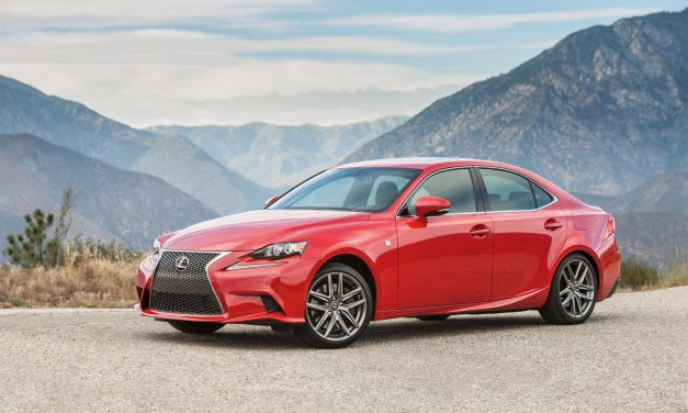 2016 Lexus IS200t Review