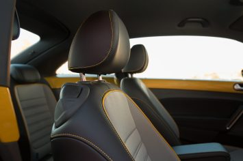 Volkswagen Beetle seat