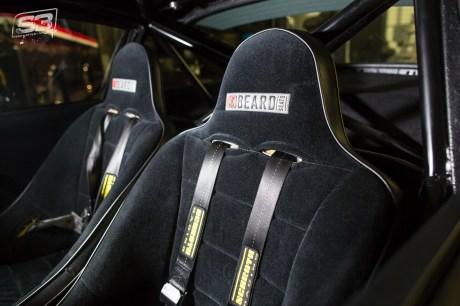 Porsche 911 Safari Seats