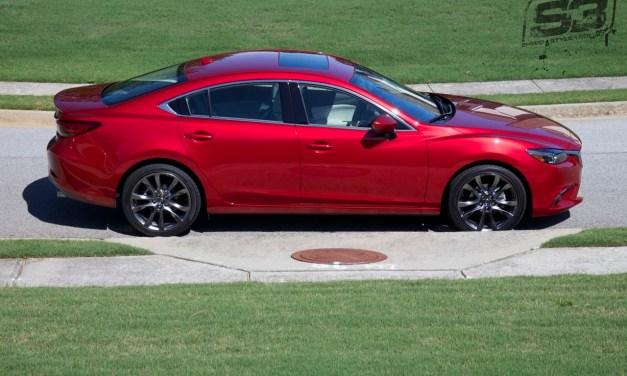 2016 Mazda6 review