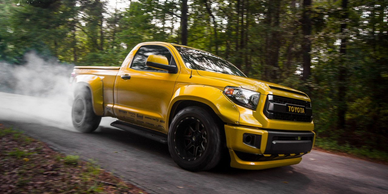 Trd Pro Tundra >> Is It In You? - Rutledge Wood's TRD Pro Toyota Tundra - S3 Magazine